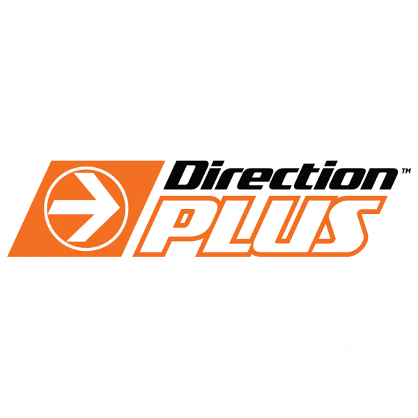 direction-plus decal