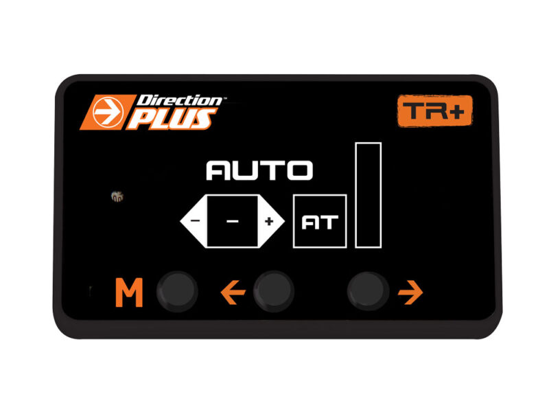 TR+ throttle control front