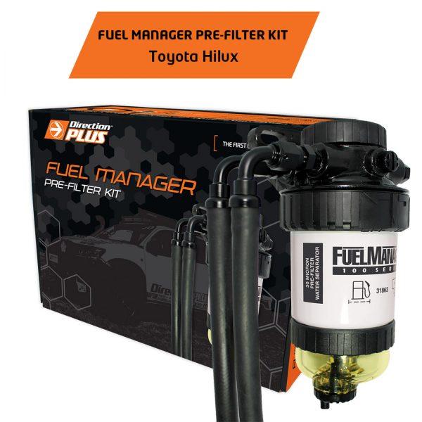 fuel manager pre-filter hilux