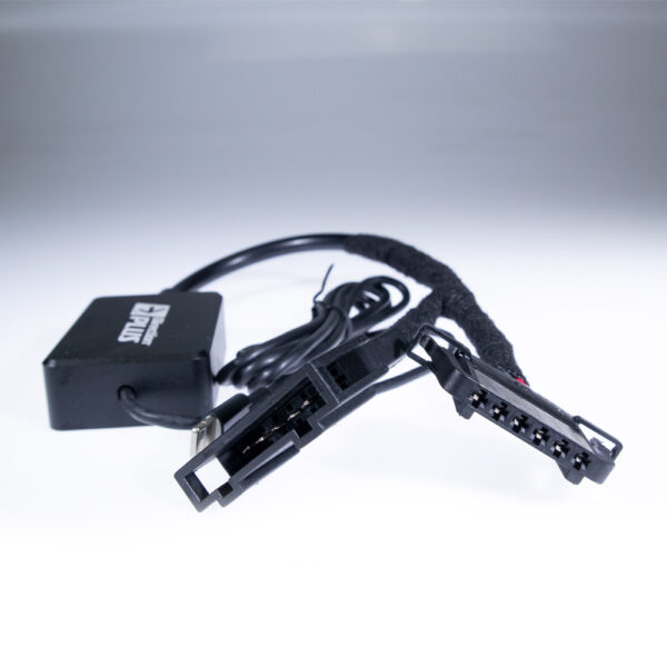 TR+ TR0151DP plug front view
