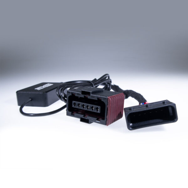 TR+ TR0510DP plug front view