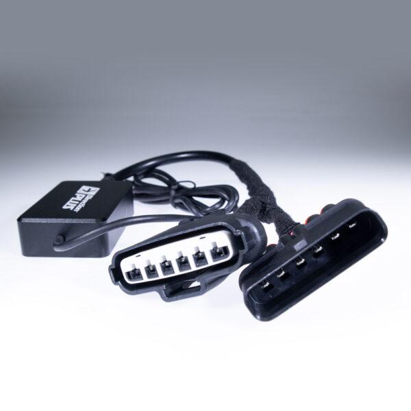 TR+ TR0609DP plug front view