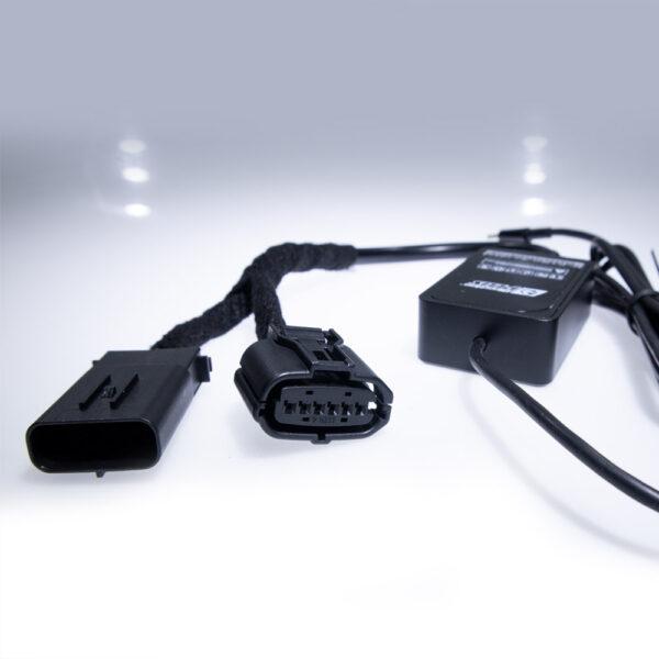 TR+ TR0830DP plug front view