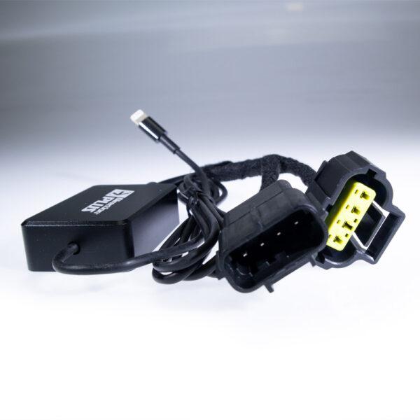 TR+ TR0833DP plug front view
