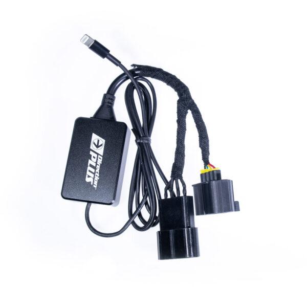 TR+ TR0833DP plug top view
