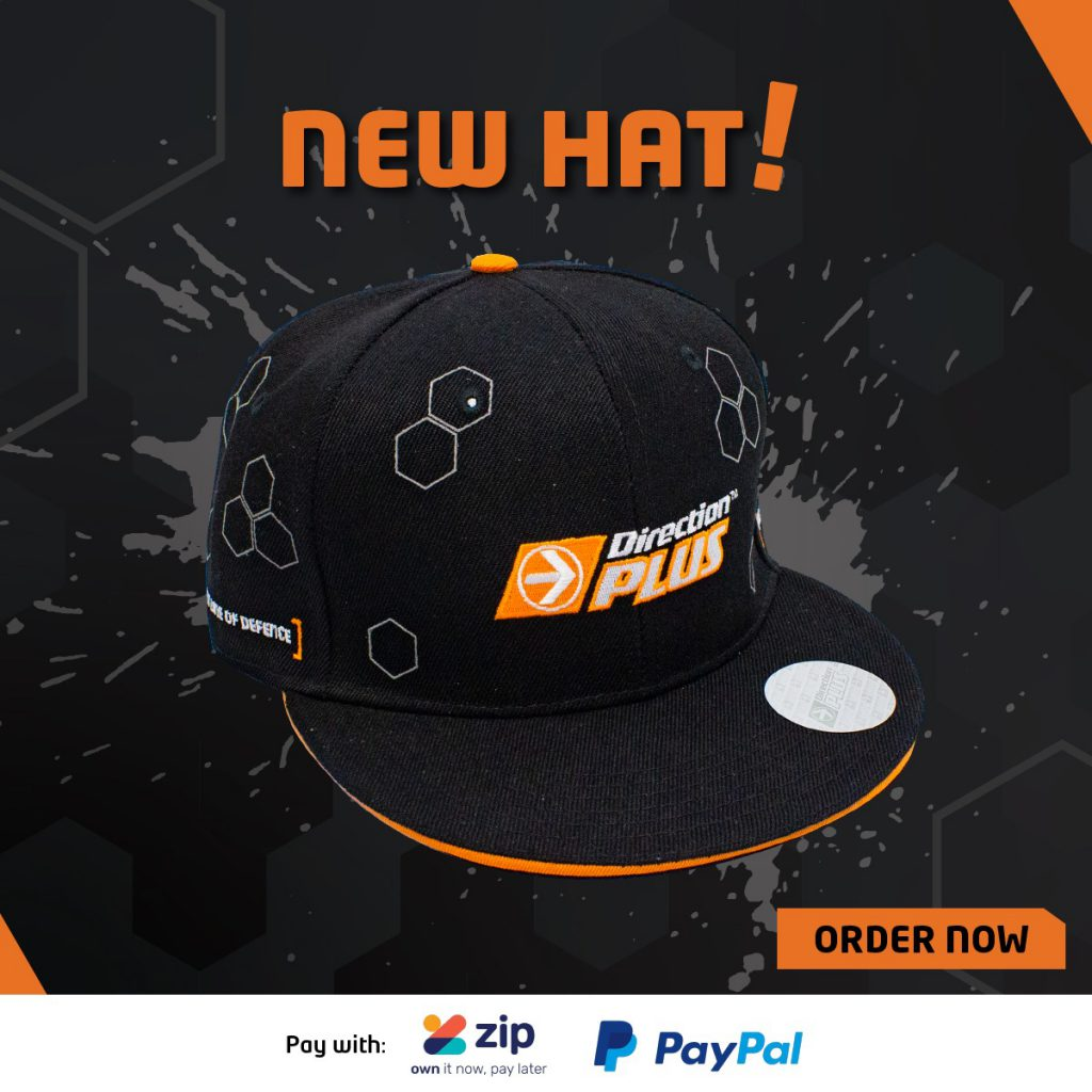 New Direction Plus Hat!