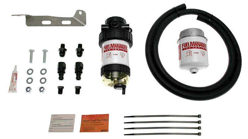 Fuel Manager pre-filter kit