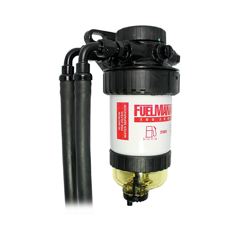 Diesel Pre-Filter Kit FM618DPK - Direction-Plus