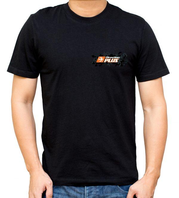 classic black t-shirt