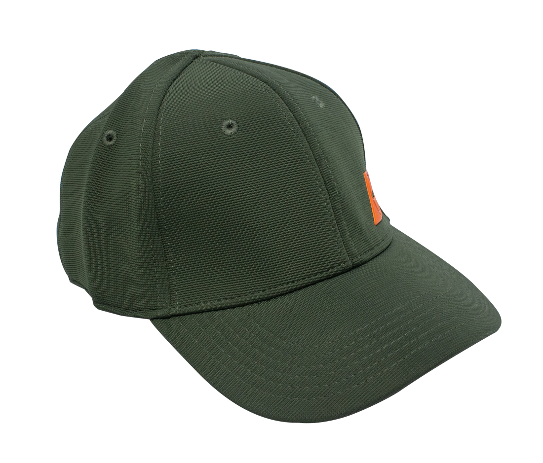 military green hat image