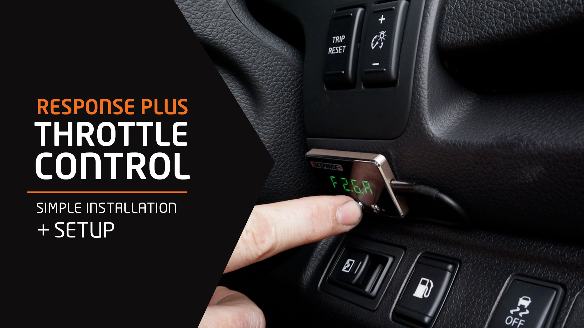 Throttle Control: How to Install Thumbnail Image