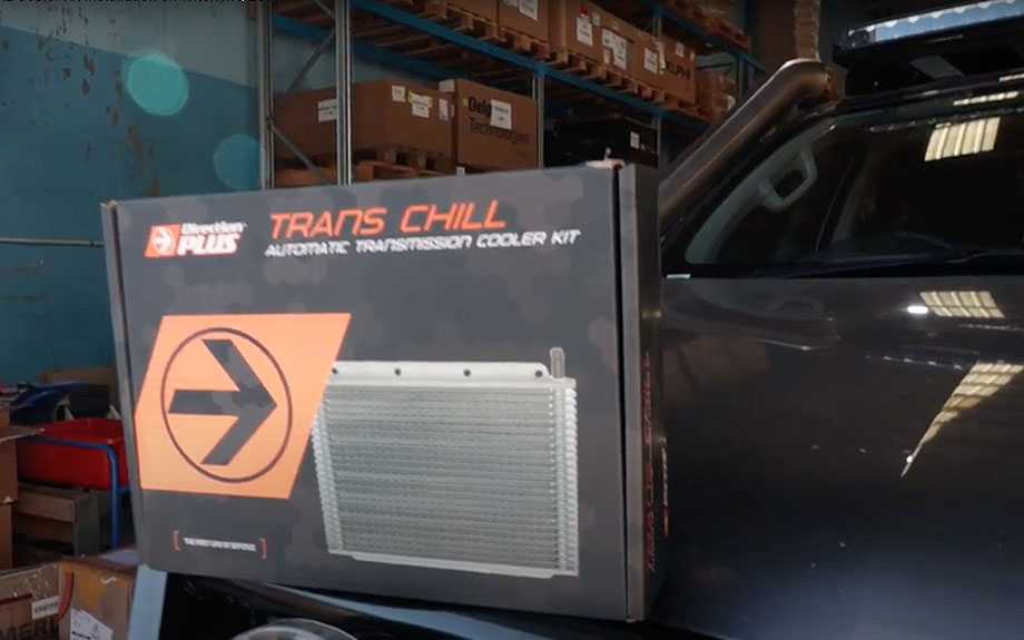 New Transchill Dual Cooler Kit for Mitsubishi Triton and Pajero Sport Thumbnail Image